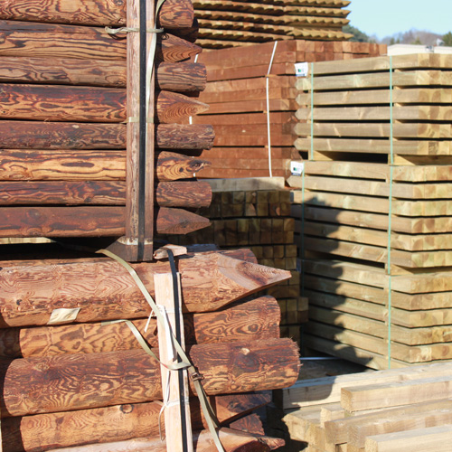 Sawn Timber, Gates & Fencing, Pallets & Firewood